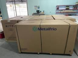 Freezer Metalfrio lacrados entrega grátis