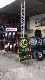 Os nossos pneus são feitos com borracha 100% vipal