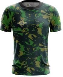 Camiseta Camisa Paraquedista-exp (uso Liberado)