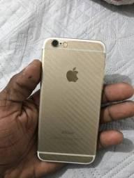 iPhone 6 64g. Tudo ok.