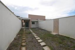 Casa plana na Pacatuba 2 quartos