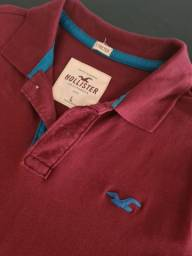 Camisa Polo da Hollister G