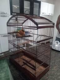 Título do anúncio: Gaiola para passarinho