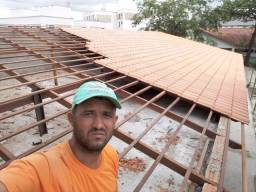 Serralheria, estrutura metálica e telhado em geral