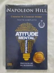 Livro Atitude Mental Positiva - Novo e Lacrado - Edição Econômica