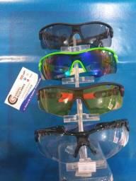 Oculos ciclista oakley