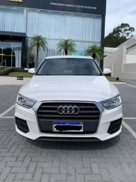 Título do anúncio: Audi Q3 1.4 TOP de linha - Caramelo