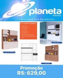 Título do anúncio: KIT COZINHA BARBARA PROMO // AQUÁRIO AQUÁRIO