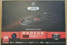 Placa de vídeo Amd Xfx RX 580 8gb