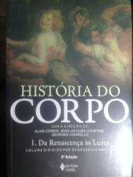 Título do anúncio: História do corpo - vol. 1