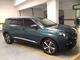 Peugeot 5008 Griffe 1.6 THP 2018/2019 - Único dono - Apenas 6.200 KM