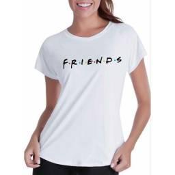 Camiseta Friends - Baby look