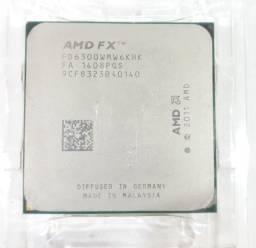Título do anúncio: Processador AM3+ FX 6300 Black Edition 6 Núcleos até 3.8Ghz