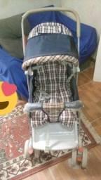 Carrinho de bbvendo carrinho de bb menino 80 reais