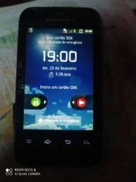 Vendo celular da Motorola