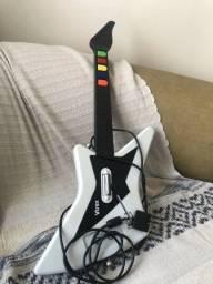 Guitarra para video game