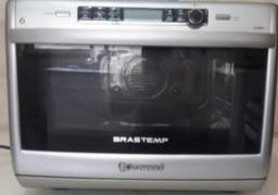 Forno/Microondas Forno Brastemp Gourmet