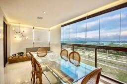 Título do anúncio: Vendo Magnífico apartamento Saint Michel - 160m² - 4 Suítes - Mobiliado - Ilha Pura - Barr