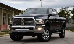 Dodge ram 2500 laramie 2016 diesel  74 mil km apenas