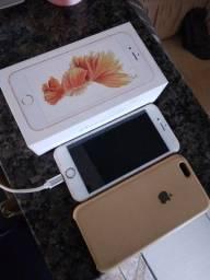 Título do anúncio: A01S novo na caixa + iphone 6s