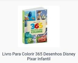 Livro infantil Pra colorir
