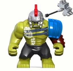 Lego do Hulk e Thanos