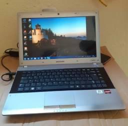 Notebook Samsung RV415 14 Polegadas Amd E350 1.6 GHz 4Gb Hd 320 Gb