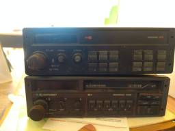 Rádio toca fitas carro
