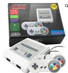 Título do anúncio: Nintendo retro game 620 jogos 8bits novo