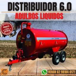 Título do anúncio: Distribuidor de adubo orgânico líquido a vácuo Ipacol Chorumeira 6000L  e 4000 L
