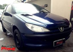 Título do anúncio: Peugeot - 206 1.6 8v 2000 Completo