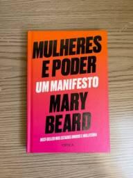 Livro Mulheres e Poder: Um Manifesto Mary Beard
