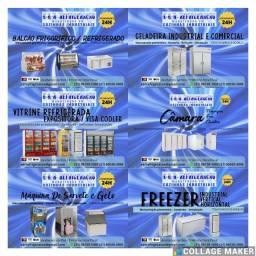 E&R Refrigeração - especializada na prestação de serviços de manutenção de cozinha Tijuca