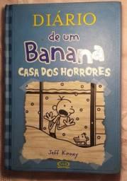 Título do anúncio: Diário de um banana volume 5: Casa dos horrores