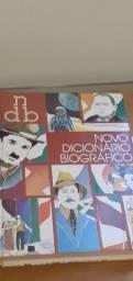 Novo dicionário biográfico