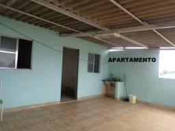 QR 309 Casa na Laje 2 Quartos mais 1 Apartamento 1 Quarto Escriturada