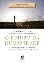 Livro O futuro da humanidade - Novo e Lacrado