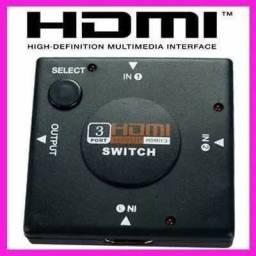 Switch HDMI 3 entradas