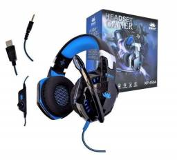 Headset Gamer Knup Kp-455A