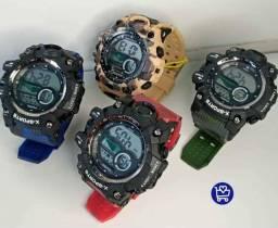 Presente## Relógios Top, A Prova D'agua.  Em Promoção!!!