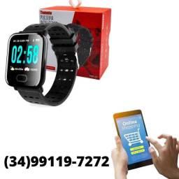 Título do anúncio: Relógio SmartBracelet Batimentos Calorias  * Notificações * Fazemos Entregas