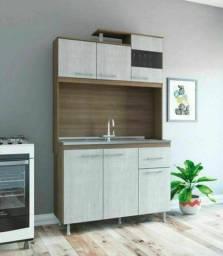 Título do anúncio: Oferta cozinha nova - montagem gratis