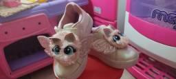 Título do anúncio: Lote de sapatos de menina