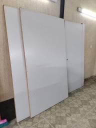 VD Divisórias de Eucatex com Porta