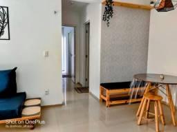 Título do anúncio: Apartamento para alugueo anual com 71 m2 com  2 quartos nascente e bem ventil em Cumbuco