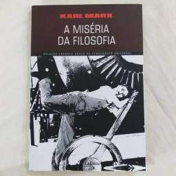 Livro A Miséria da Filosofia - Karl Marx