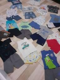 Título do anúncio: Lote roupas menino