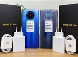 Título do anúncio: Xiaomi Poco X3 Pro Azul/Preto6+128GB