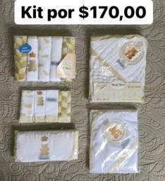 Kit's para bebês