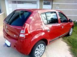 Renault Sandero Expression 1.6 8V (flex) 2013 vermelho/único dono